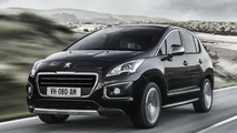 2014 Peugeot 3008 facelift revealed