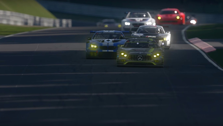 Stunning new Gran Turismo Sport trailer shows off next-gen graphics