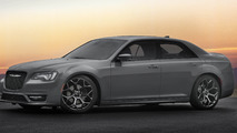 2017 Chrysler 300S with Appearance Packages