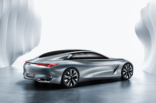 Infiniti Gives Sneak Peek of the Q80 Concept