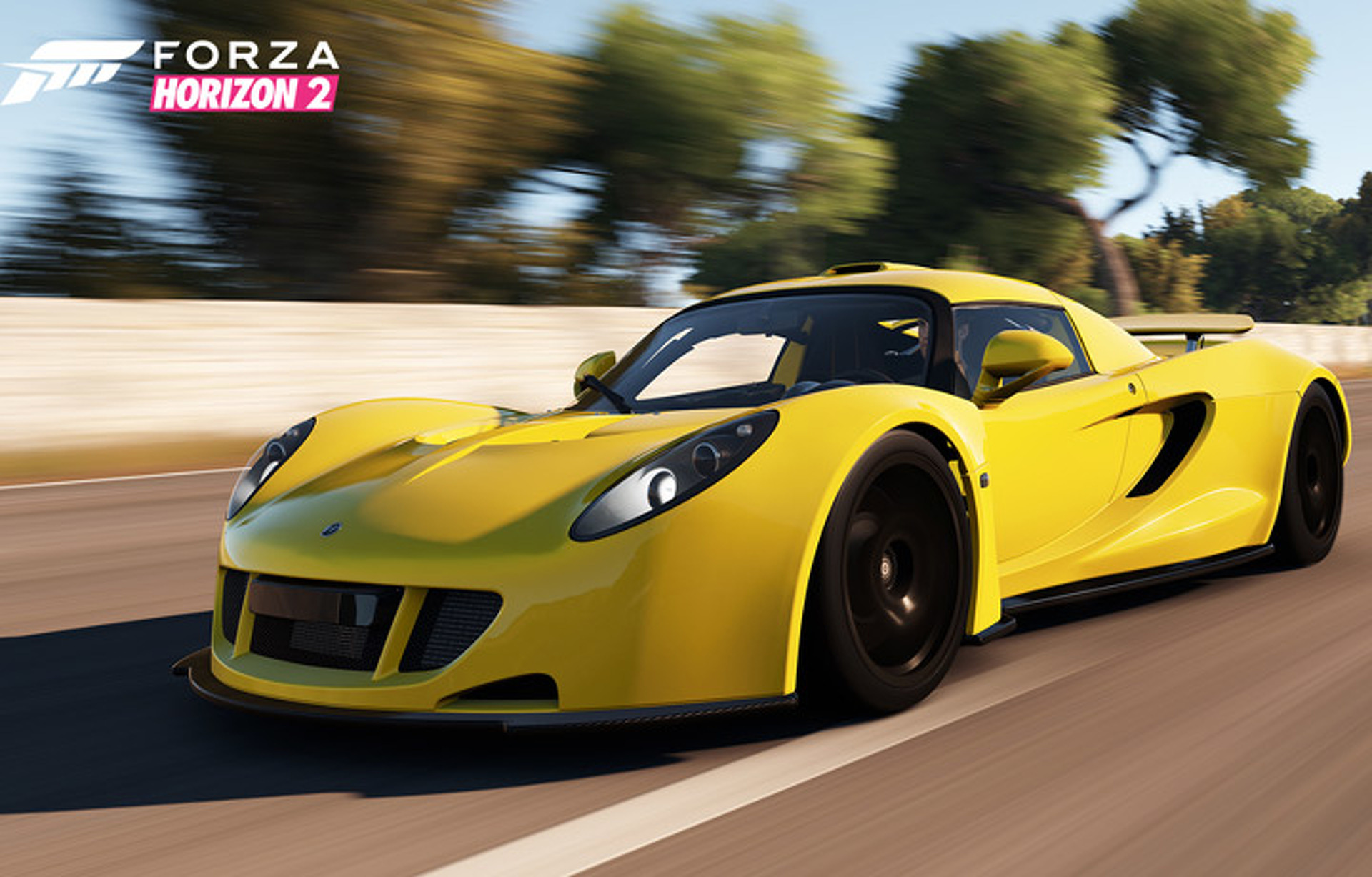 bugatti veyron and hennessey venom gt confirmed for forza horizon 2. Black Bedroom Furniture Sets. Home Design Ideas
