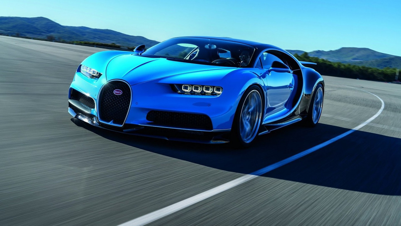 bugatti chiron officially revealed with 261 mph top speed. Black Bedroom Furniture Sets. Home Design Ideas