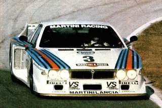 Lancia Killed Its Successful Road Racer in the Name of Rallying