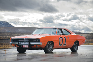 Bold School: 1969 Dodge Charger General Lee