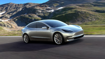 Tesla Model 3 finally unveiled