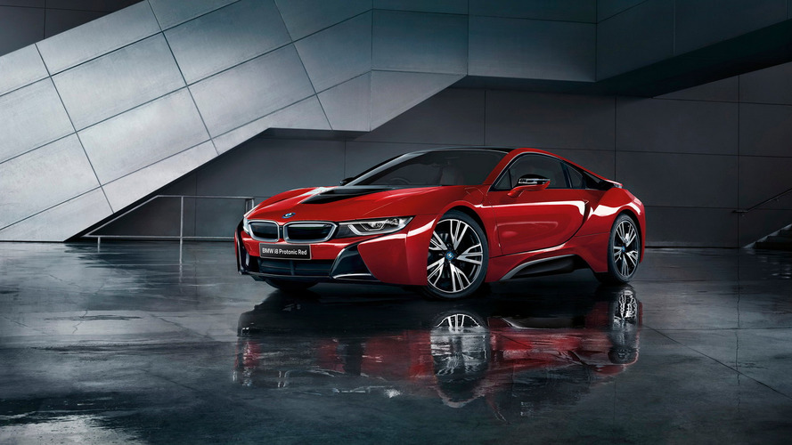 Next BMW i8 could go all-electric with 750 hp