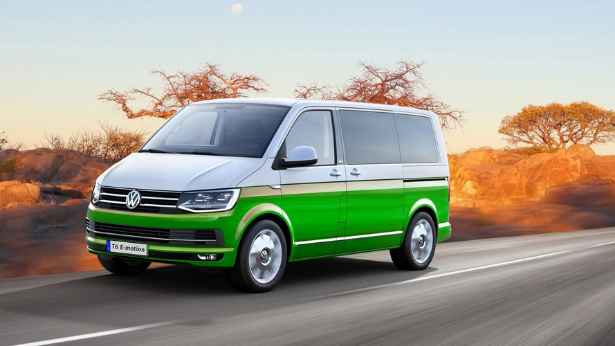 VW T6 by MTM heading to Geneva with electrified rear axle