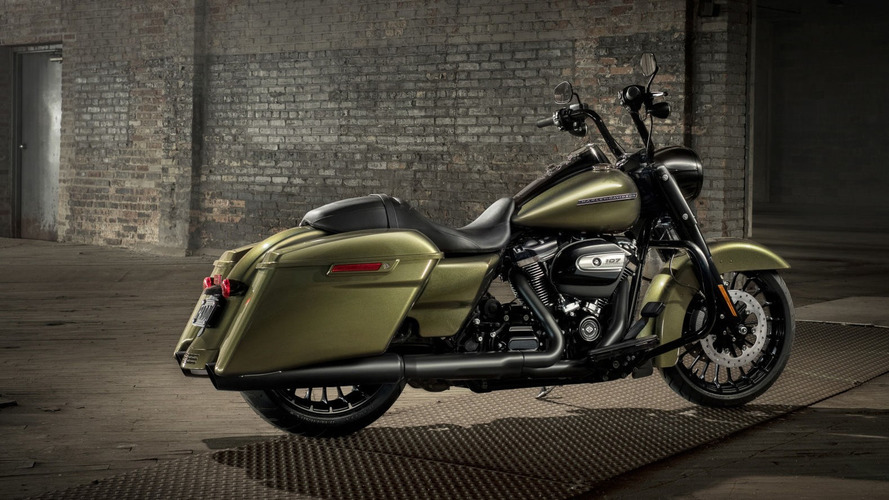 2017 Harley-Davidson Road King gets new style and attitude