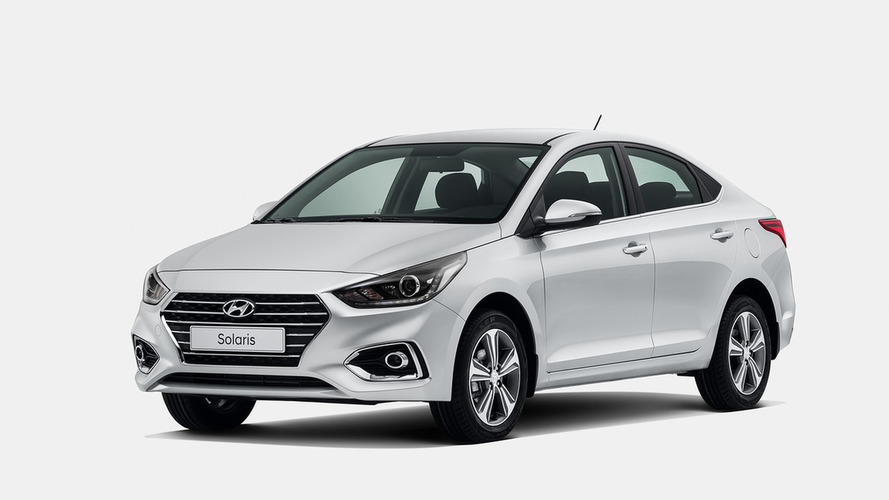 2018 Hyundai Accent Teased Ahead Of Next Week S Canadian Debut