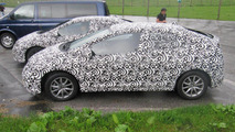 2012 Honda Civic 5-door spied testing in Europe