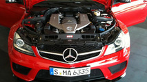Mercedes C63 AMG Black Series Coupe first photos, 1280, 06.07.2011