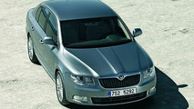 More Skoda Superb Photos Released