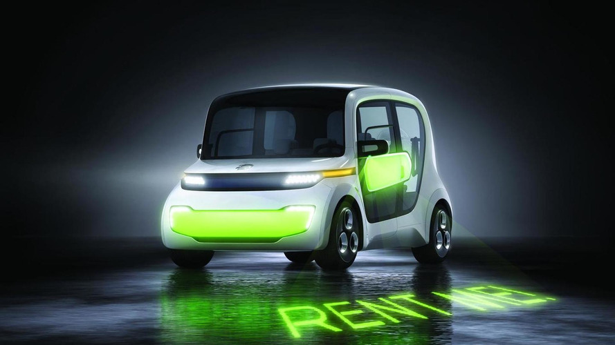 EDAG Light Car Sharing concept revealed ahead of Geneva debut