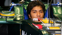 Friday role not yet certain for Lotus' Fauzy