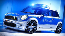 MINI E by AC Schnitzer is TUNE IT! SAFE 2010 car [video]