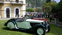 75 years of BMW roadsters, Concorso d'Eleganza Villa d'Este 2009