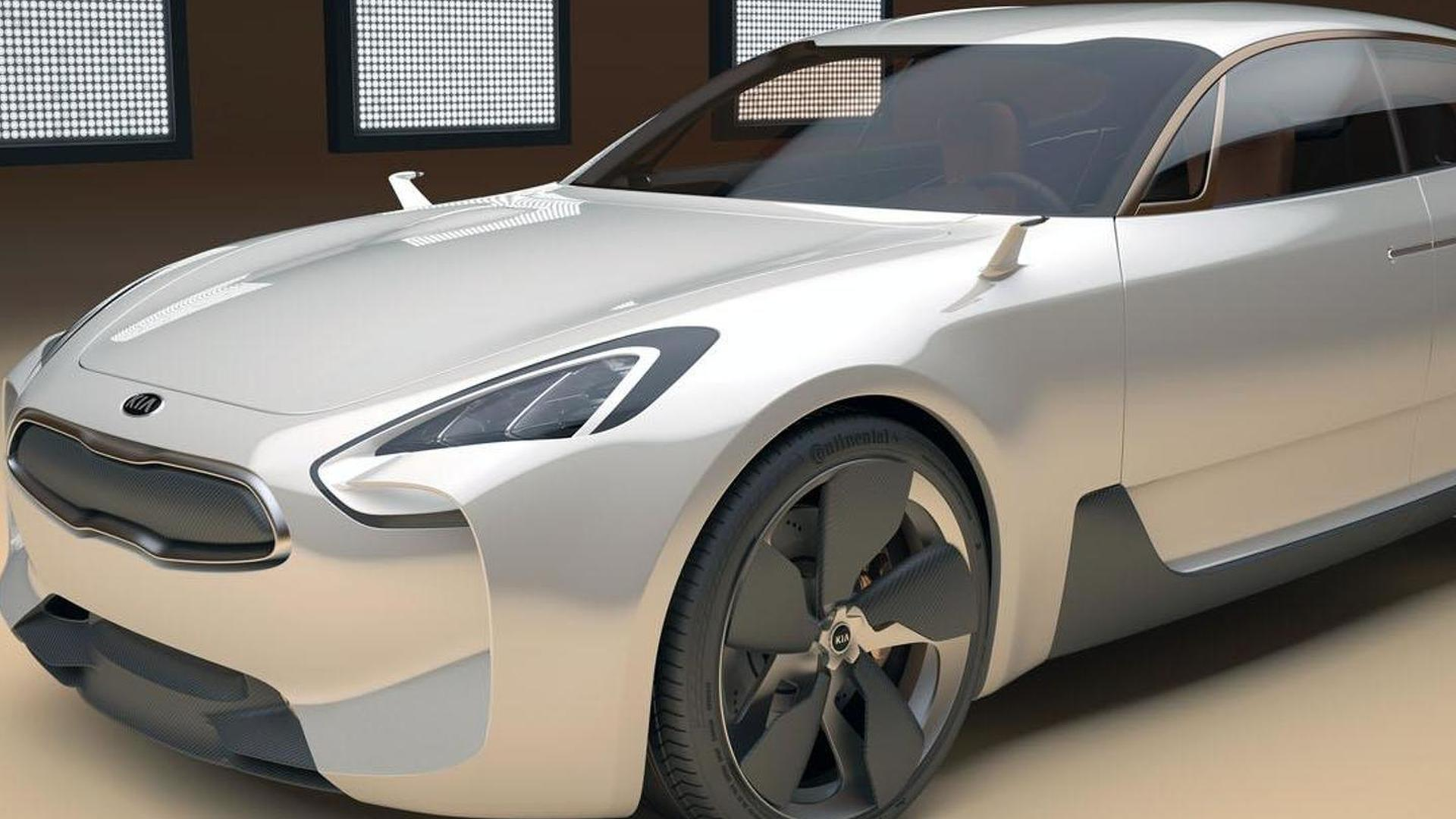 Kia GT reportedly approved for production, coming by the end of 2016