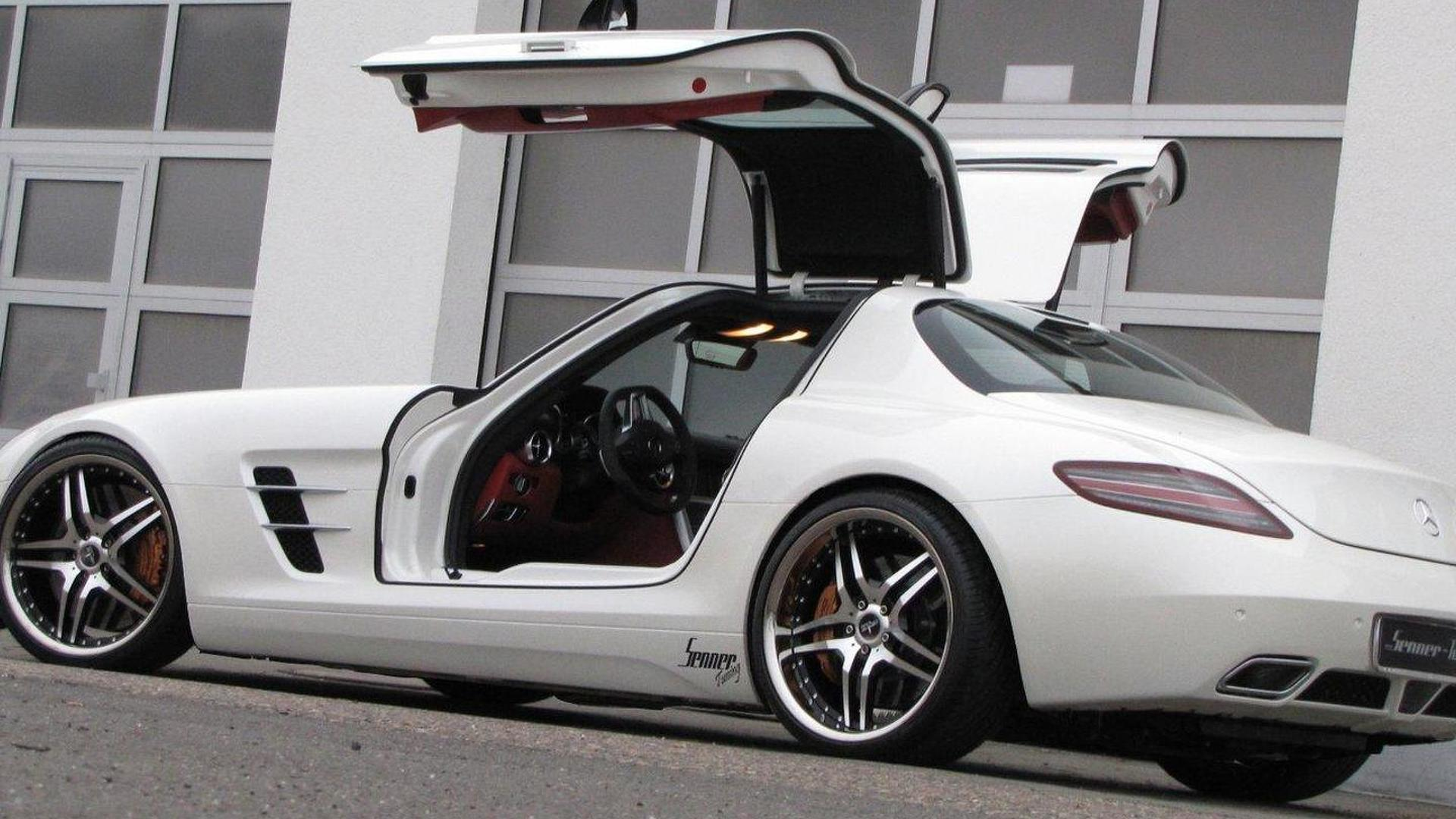 Mercedes-Benz SLS AMG by Senner Tuning