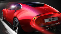 Classic Cisitalia 202 E revival concept by IED to debut in Geneva