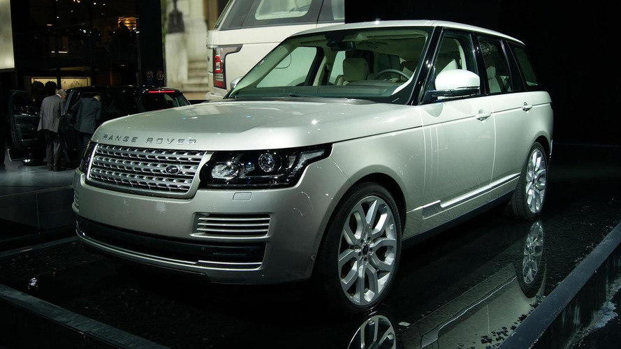 2014 Range Rover available on order in U.S. with supercharged V6 and V8 engines