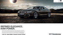 2012 BMW 6-Series Gran Coupe media campaign 19.12.2011