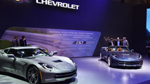 2015 Chevrolet Corvette Z06 at 2015 Geneva Motor Show