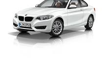 BMW 2-Series Coupe receives 1.5-liter 3-cylinder engine, xDrive for 220d