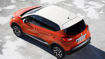 Renault Captur Coupe & Espace crossover under consideration - report