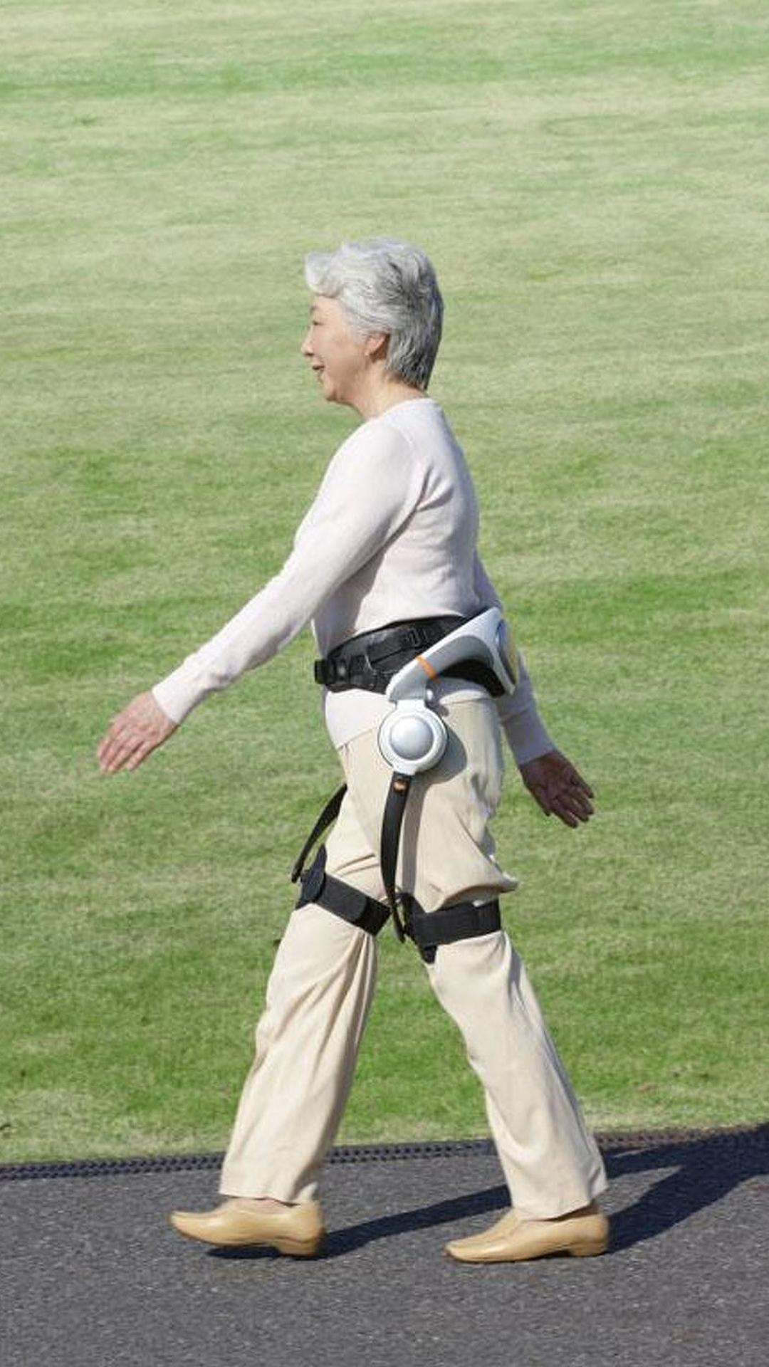 Honda Walking Assist Device introduced