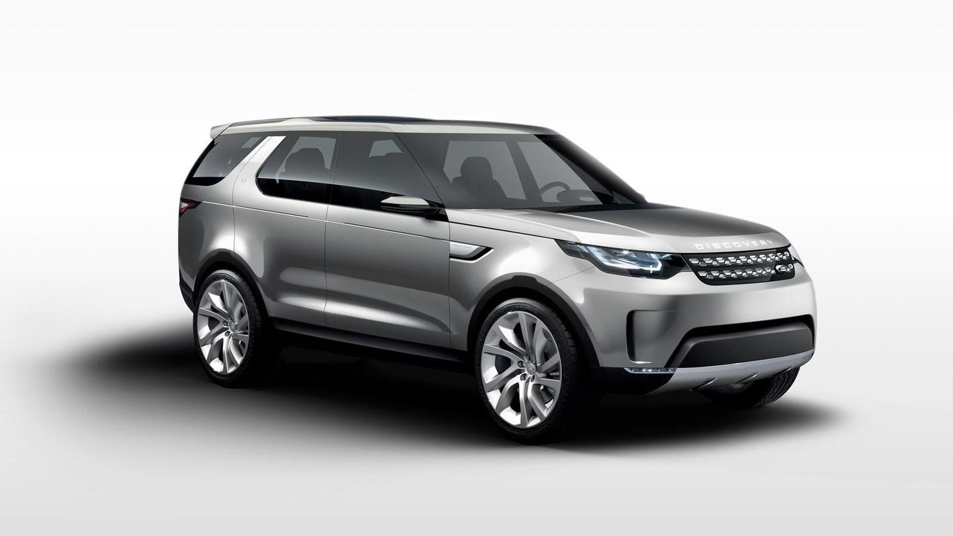 Land Rover Discovery Vision Concept goes official ahead of New York debut [video]