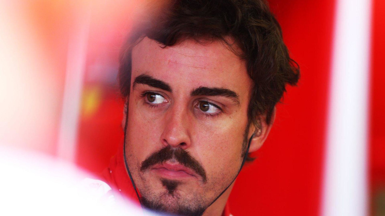 Fernando Alonso 05.07.2013 German Grand Prix