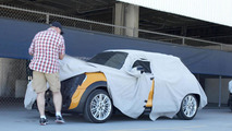 2014 MINI Cooper teased in official spy photo