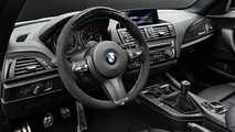 2014 BMW 2-Series Coupe with M Performance parts