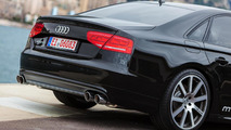 MTM tunes the Audi S8 to 650 HP