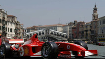 Ninth Official Ferrari Store in Venice