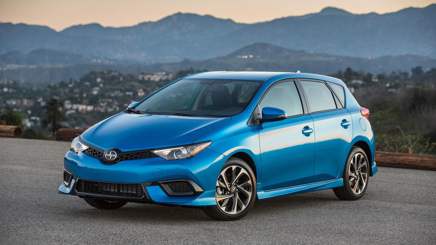 Scion's next model will be a rebadged Toyota
