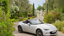 Mazda hints MX-5 could eventually get a turbocharged engine