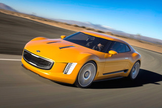 We Might See a Kia Sports Car By the End of the Decade