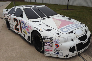 Michael Waltrip's NASCAR is Up For Auction on Ebay