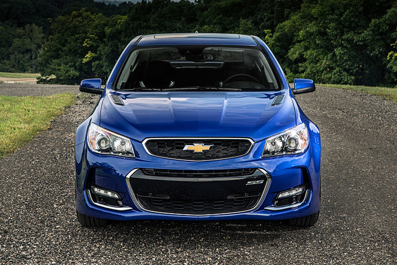 Gearheads, It's Time to Buy a Chevy SS