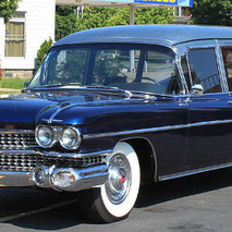 In Time For Halloween: A Collection of Custom Hearses