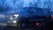 Ford F-150 gets factory-installed LED strobe lights for first time