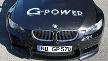 G-POWER M3 SK II reaches 207.10 mph at Nardo 11.07.2011