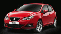 Seat Ibiza Footage from the Studio