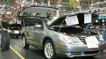 2008 Chrysler Sebring Convertible Production Launched