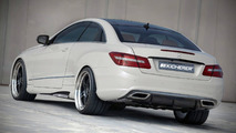 Kicherer E 50 Coupe based on 2010 Mercedes E-Class Coupe