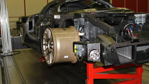 Ferrari P4/5 Competizione build pictures - 12.29.2010