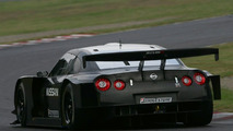 Nissan GT-R GT500 First Outing