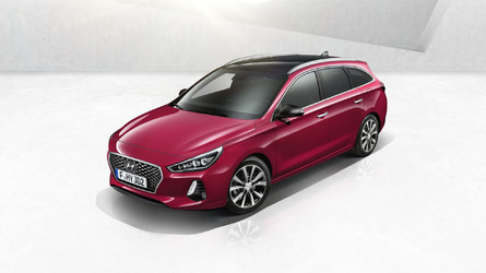2017 Hyundai i30 Wagon has more trunk for your junk