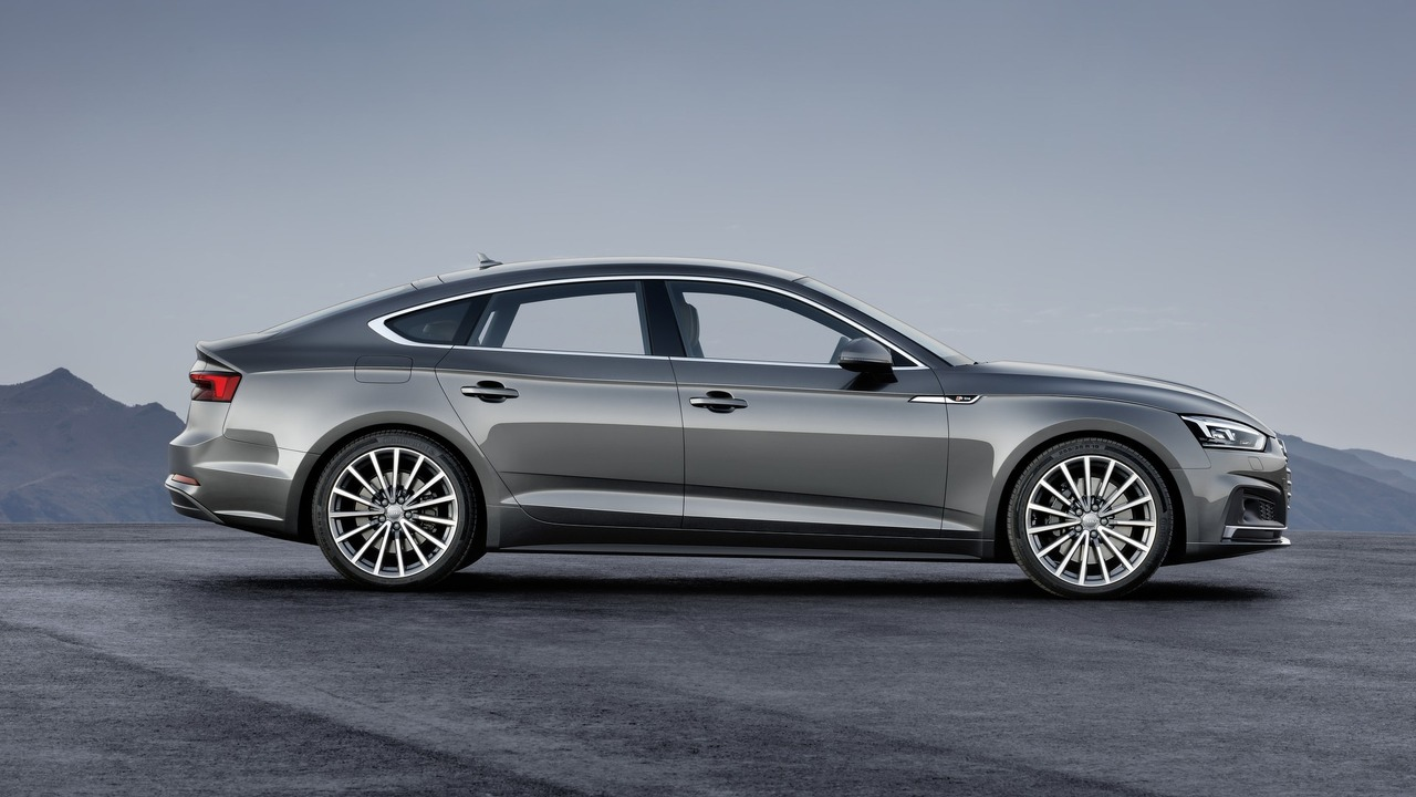 The new audi a5 and s5 sportback design meets functionality seven years after the birth of the a5 sportback the new version now makes its appearance
